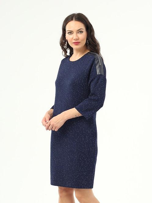 Платье (арт.5261-1895) синий
