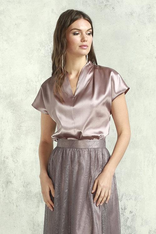Блуза (арт.4331-1933) лиловый