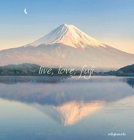 MT FUJI PIC  live love fuji    TOOB SPLO