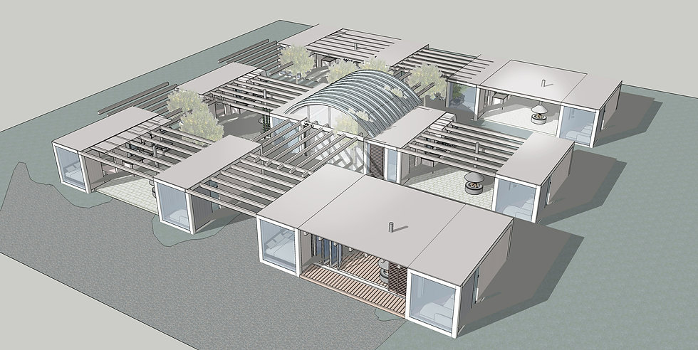 - - - - -  ATOM HOUSE  2020  - - -  A2O