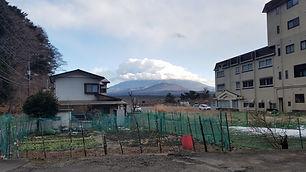 Shoji Farm - Fuji View