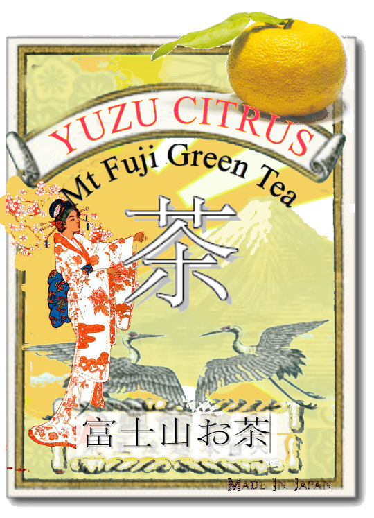 MT FUJI GREEN TEA  LABEL - YUZU.jpg