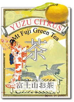MT FUJI GREEN TEA  LABEL - YUZU.jpg