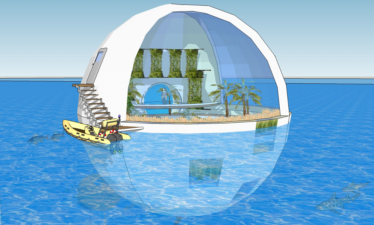 Eden SEA SPHERE