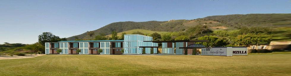 modern farmhouse modular eco sustainable tiny home hydroponic