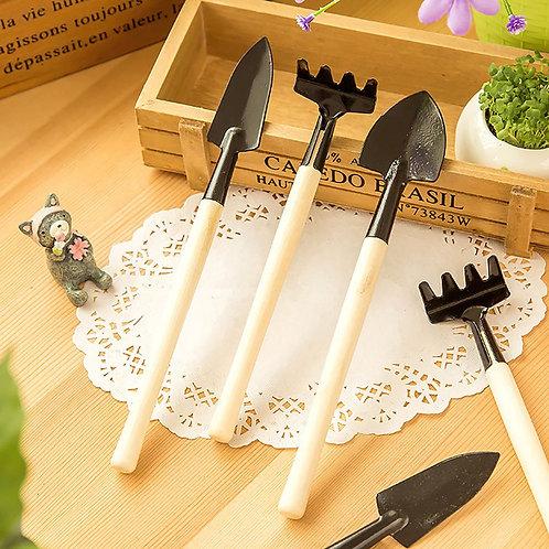 3pcs Mini Garden Tools