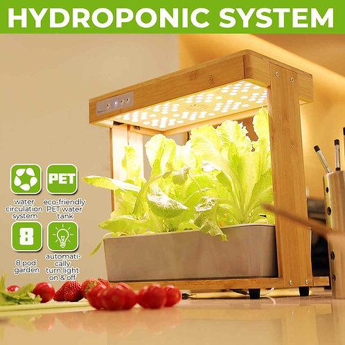 Intelligent Hydroponic Planter Flower Pot