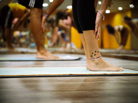 Finding a Yoga Studio that is FOR YOU!