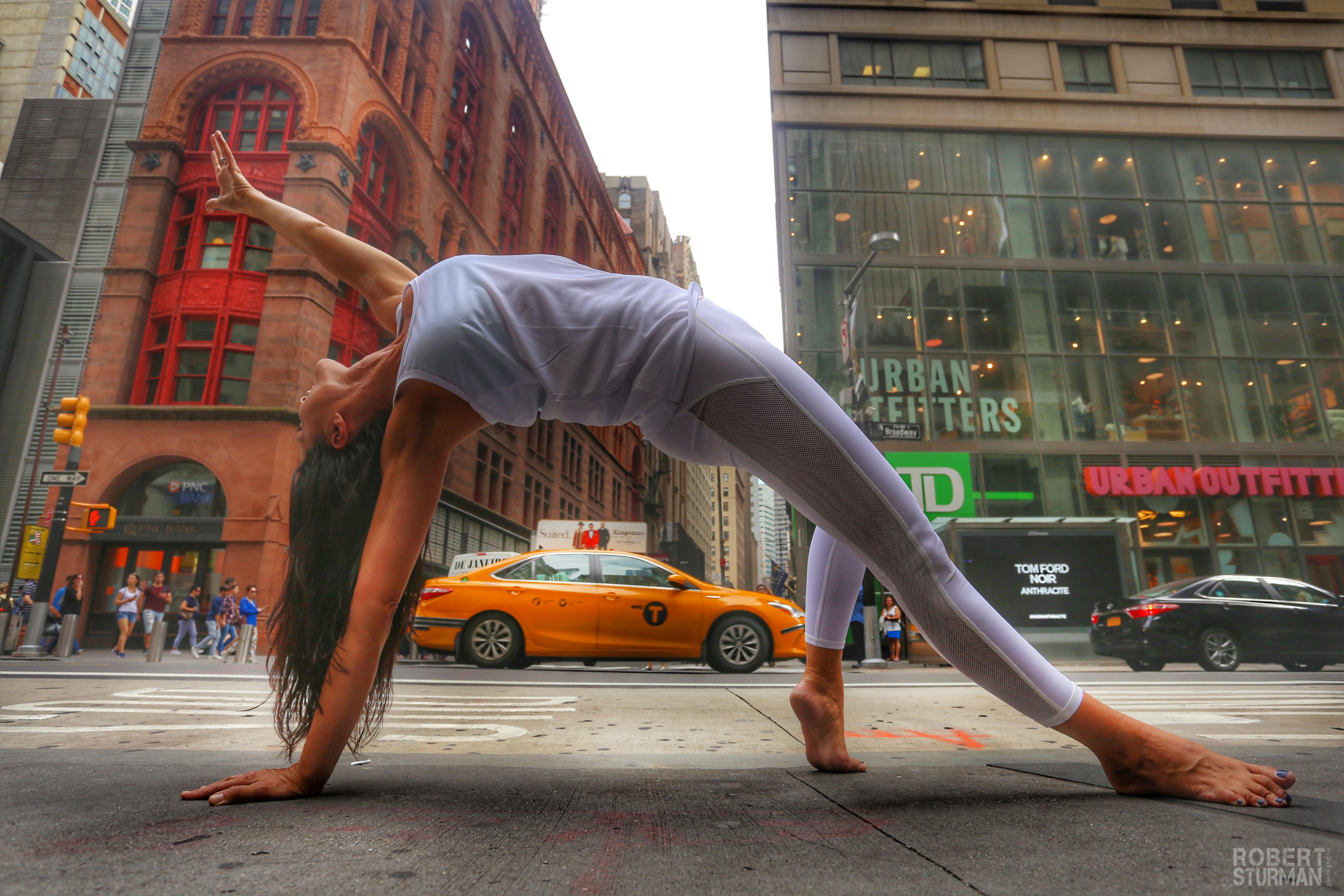 Friday 9:15am - Real Hot Yoga