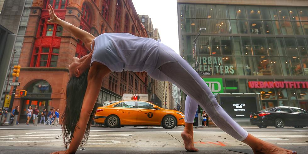 Power Vinyasa Yoga at real hot yoga, Ridgewood, NJ