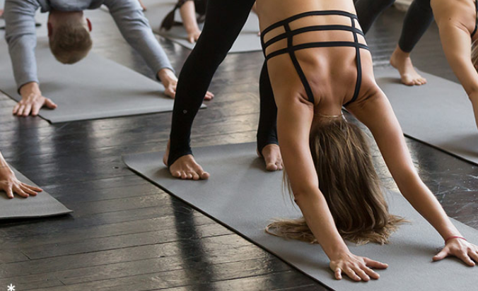 Monday 9:00am - Inner Fire Yoga
