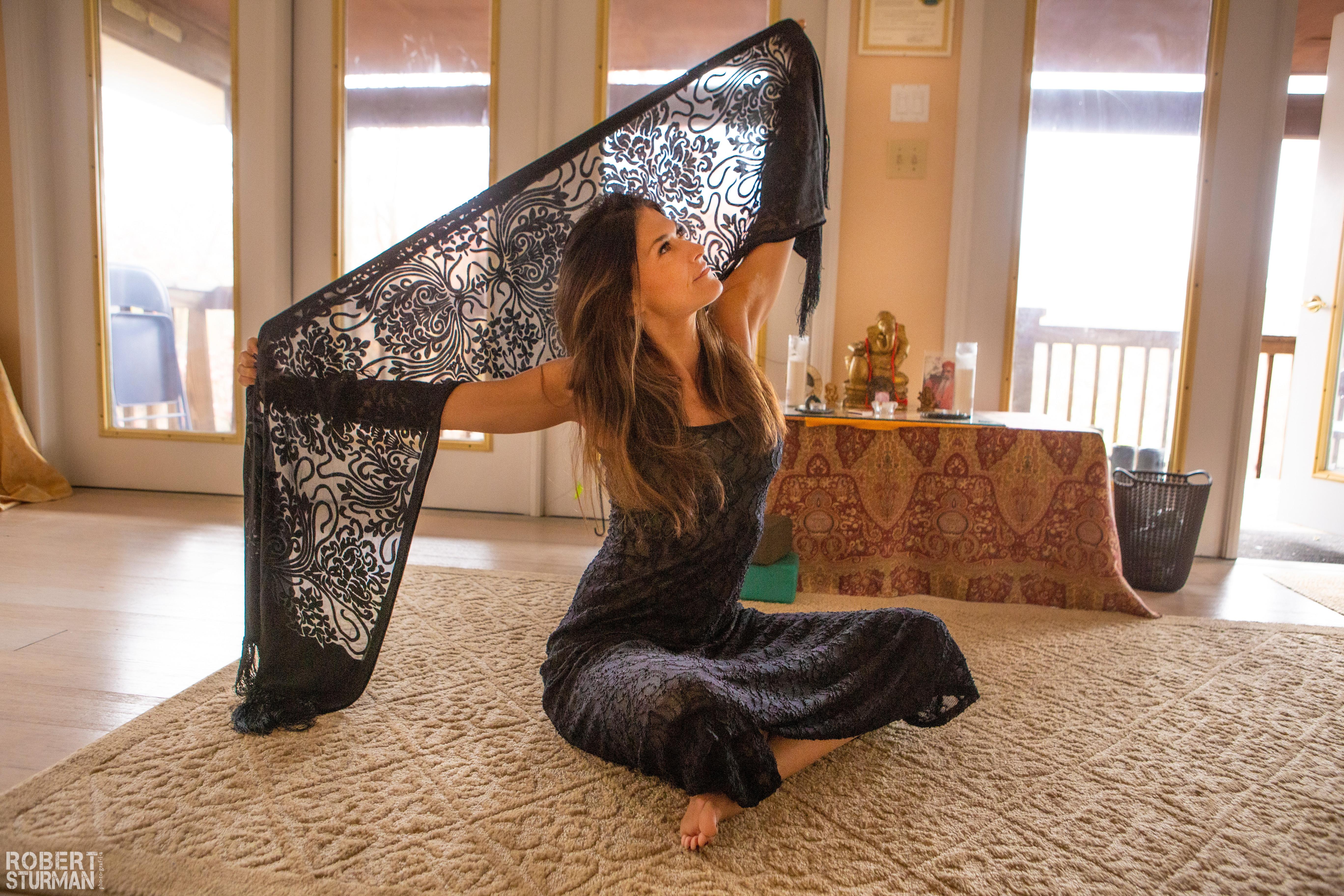 Friday 1:30pm - Virtual Vinyasa Yoga