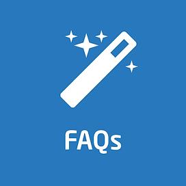 FAQ graphic