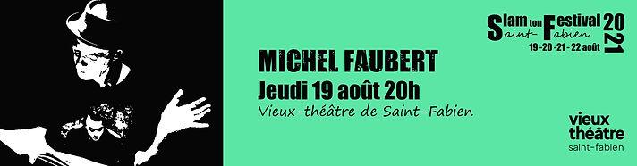 Michel Faubert programmation_Sans filtre