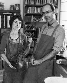 Etienne Bellanger & Lison Bettler