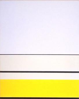 1998, acrylique sur toile, 100x81 cm