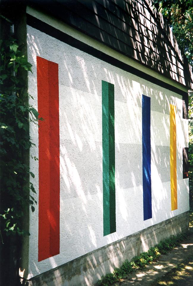 2000, Bâle (Suisse), maison Lang