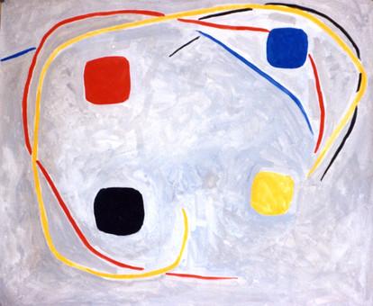 1983, gouache sur papier, 41x49 cm