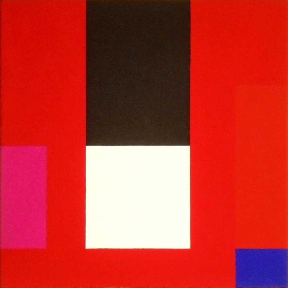 2004, acrylique sur toile, 50x50 cm