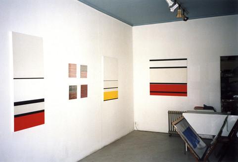1993 galerie St Charles de Rose, Paris