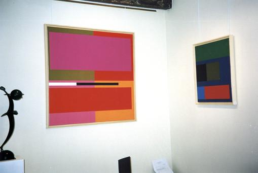 2002 galerie Ph. Gelot, Paris