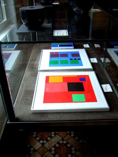 2010 galerie den Heeck, Bornem (Belgique)