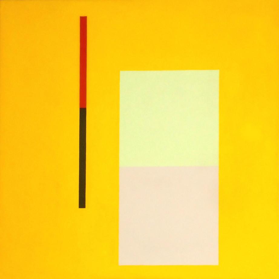 2008, acrylique sur toile, 80x80 cm