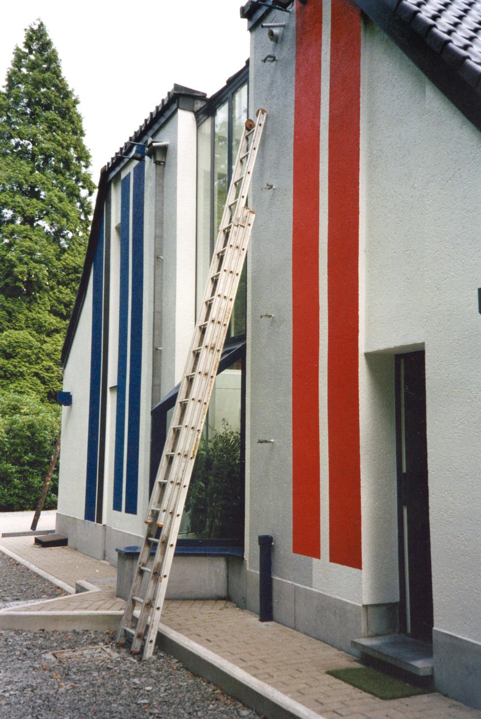 1993, Anvers (Belgique), maison Reuse