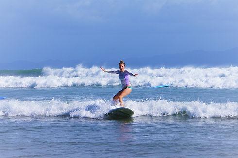 Liquid Sessions Surf Woman