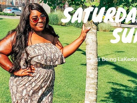 Saturday Sun🌞