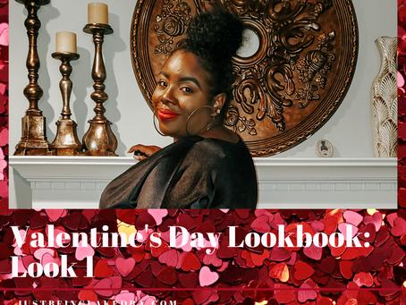💕Valentine's Day Look-book 💕 #Look1