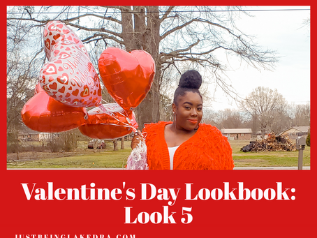 💕Happy Valentine's Day!💕 #Look5