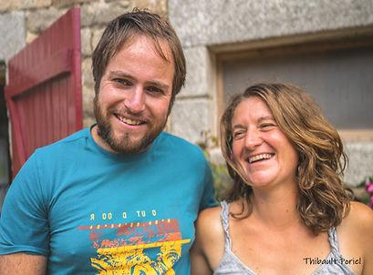 Fontaine Airmeth Portrait Thom et Claire