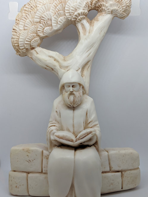 Tree of Life St. Sharbel Statue