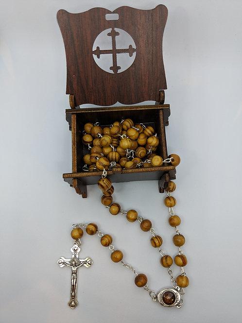"Tera ""Earth""Madonna Rosary"