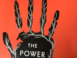 Thoughts on Books:  The Power, by Naomi Alderman People who are made of stronger stuff than I might