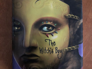 """""""The Witch's Boy,"""" by Michael Gruber, is for you if you like a nice dose of fantasy and fairytale th"""