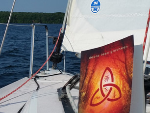 Another reader pic! Thank you JMac for this pic of Giluli and all sailing Lake Superior.