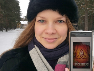 Reader Pic from Russia!