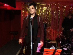 Writer's Night at the Tambourine Lounge in DC!