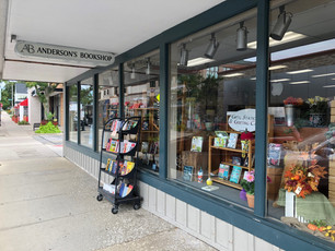 Anderson's opened its doors in 1964 and has offered a family-owned book store experience since i