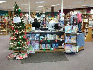 """Books and Company in Oconomowoc is now selling """"Backbiters""""!"""
