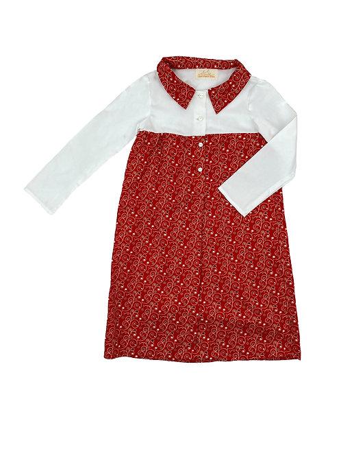Kleid Klara - Wirbeltanz