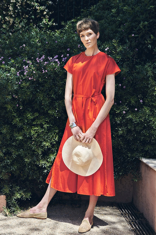 Dress Nina, Red