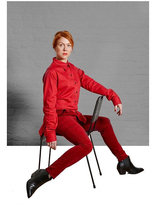 Hose Ann, Rot