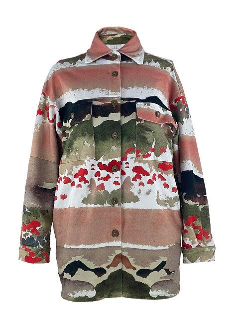 Unisex Jacket Home, Poppy