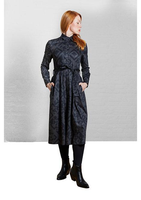 Kleid Marie, QR Black