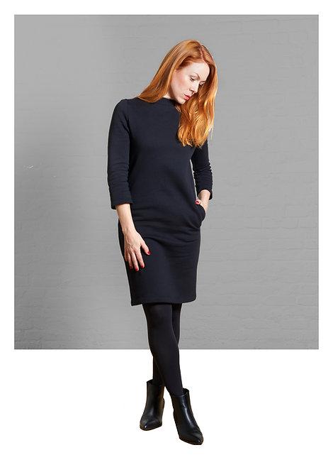 Kleid Gretchen, Schwarz