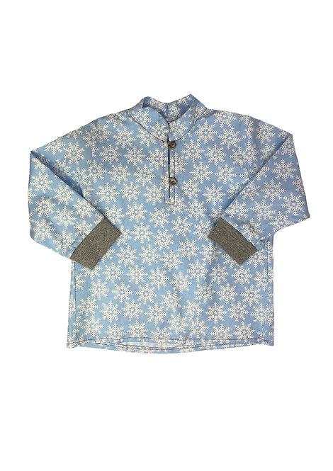 Unisex shirt to button, Christall