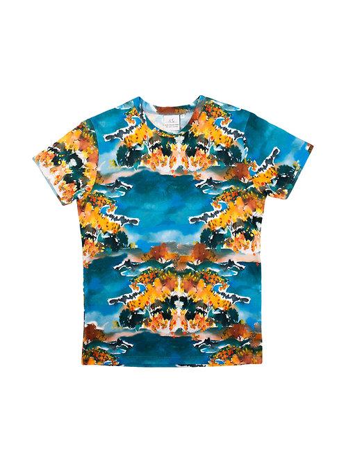 Unisex T-Shirt Mio, Mimosa